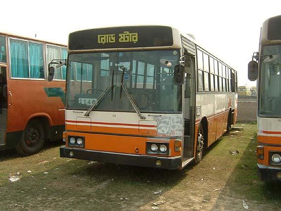 bangladeshi bus
