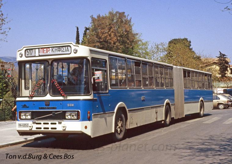 Buses in Greece-Saracakis