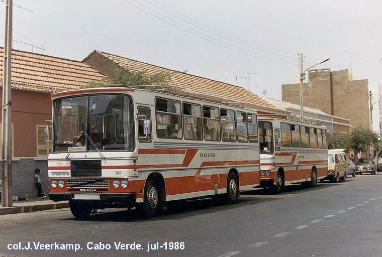 Buses In Cabo Verde