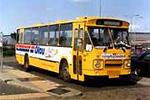 De Nederlandse standaard streekbus