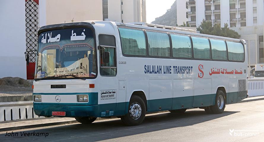 Salalah Line Transport