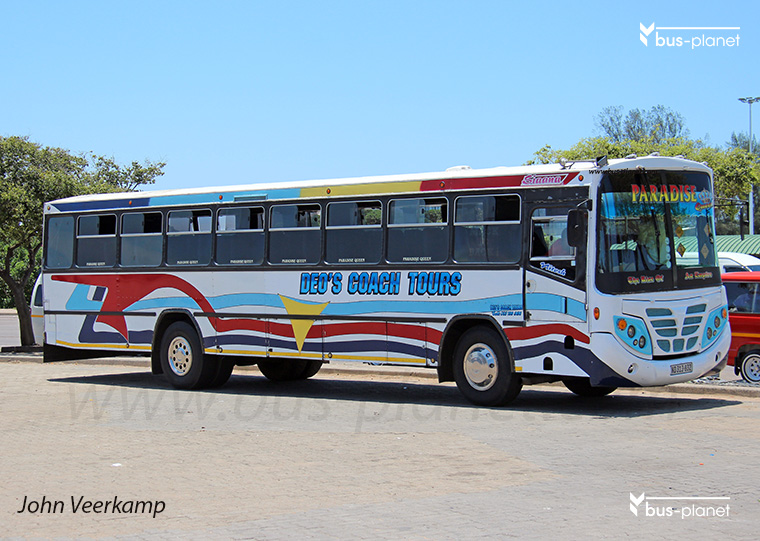 Bus Tours To Namibia From Cape Town