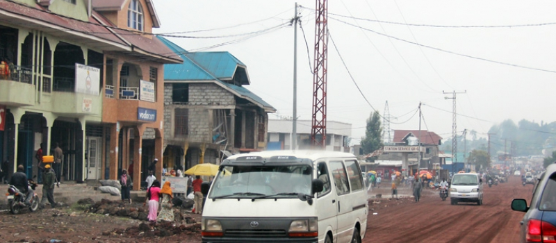 BUSES IN GOMA