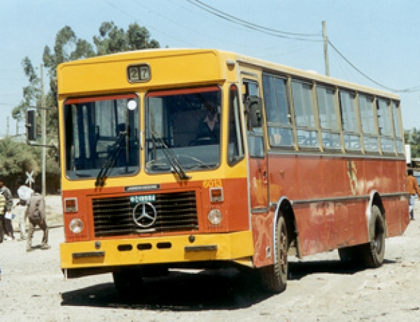 Addis Ababa airport buses added