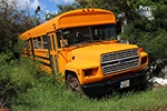 ex US school bus