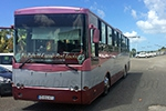 Fast Concept Car buses in Guadeloupe